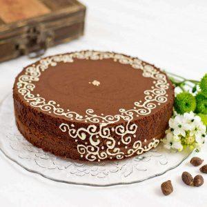 Csokoládé mousse torta