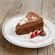 Paleo csokoládé torta