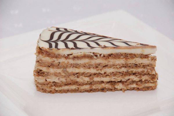 Eszterházy tortaszelet