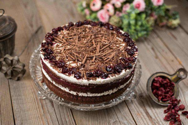 Feketeerdő-torta