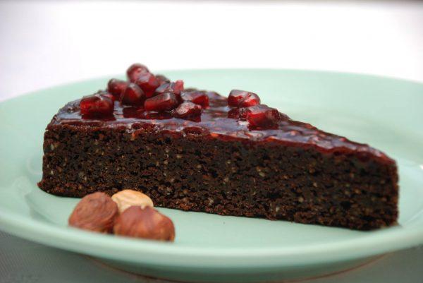 Paleo-brownie-torta